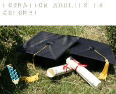 Formation adultes en  Colombie