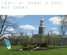 École de danse à  Cape May